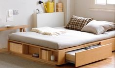 muji-double-light-ash-bed-remodelista