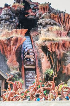 Parques de Orlando Splash Mountain