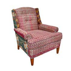 Idar Chair   love the mixture of patterns