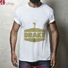 Drake OVO Gold for Men T-Shirt, Women T-Shirt, Unisex T-Shirt