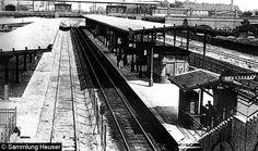 1903 Der Bahnhof Ostkreuz