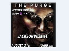 """August 31, 2014 """"Purge"""" Date Set - """"Commitment To Chaos"""""""