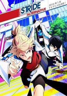 """Prince of Stride: Alternative OPIS: Akcja anime obraca się wokół """"Stride"""", ekstremalnego sportu angażującego sześcioosobowe drużyny ścigające się w sztafecie na terenie całego miasta. Akademia Honan i inne uczelnie rywalizują o zwycięstwo w """"End of Summer"""", turnieju wschodniej Japonii. Tymczasem w Akademii Honan studenci pierwszego roku, Takeru Fujiwara i Nana Sakurai, próbują wznowić działalność dotychczas zamkniętego klubu Stride. Ale aby ponownie mógł zacząć działać, muszą zrekrutować…"""