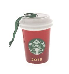 Starbucks 2015 Red Holiday Cup Ceramic Ornament 011051434 Starbucks http://www.amazon.com/dp/B017HJG2IA/ref=cm_sw_r_pi_dp_phxywb0HY5FV6