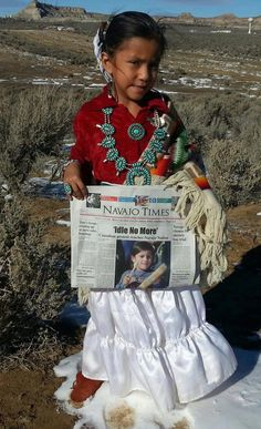 Navajo Nations supporting Idle No More!
