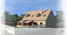 d claration pr alable et declaration de travaux amenagement plan de maison pinterest. Black Bedroom Furniture Sets. Home Design Ideas