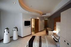 podwieszane sufity w salonie - Google Search