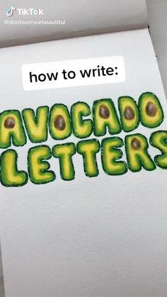 Bullet Journal Lettering Ideas, Bullet Journal Writing, Journal Fonts, Bullet Journal Aesthetic, Bullet Journal School, Bullet Journal Ideas Pages, Bullet Journal Inspiration, Hand Lettering Tutorial, Hand Lettering Alphabet