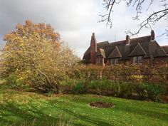 Visit Arts and Crafts movement icon, Red House, a National Trust property on the outskirts of London, at Bexleyheath. Morris Homes, Red Houses, Arts And Crafts Movement, William Morris, Exhibitions, Wales, Scotland, Ireland, Places To Visit