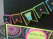 robevalleyengagement: neon coffee break