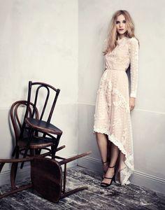 Dorothea Barth Jorgensen Models H&Ms Conscious Exclusive Collection