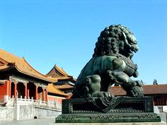 Lion Sculpture - The-Forbidden City-in-Beijing.  Google Image Result for http://www.chinatourguide.com/china_photos/Beijing/attractions/beijing_forbidden_city_lion_sculpture.jpg