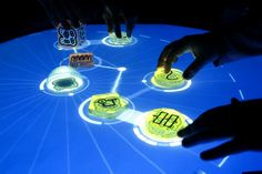 Reactable - Awesome!