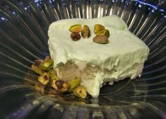 Believe it or not, this light cake stays fresh in the fridge up to two weeks assuming it lasts that long! I personally like it any time of the year but it is particularly good in the summer or whenever you need something light and refreshing but without all of the extra calories. Enjoy!