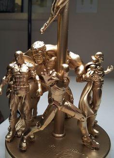 Comme beaucoup de petits (et de grands aussi) vous étiez sans doute un fervent collectionneur de figurines à l'effigie de vos superhéros préférés il y a quelques années. ...