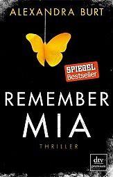 Alexandra Burt - Remember Mia