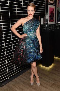 Style File: Rachel McAdams | Harper's Bazaar