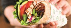 Pita Pit - Nantes - Concept monoproduit Canadien reposant sur un sandwich à base de pain pita garni à la demande.