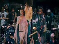 Jill Scott, Erykah Badu and The Roots