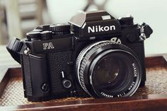 Nikon FA. Just a great, solid camera with better specs and more advanced than the F3. A must have.
