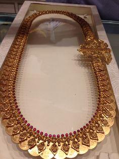 Kasulaperu latest jewelry designs - Page 2 of 46 - Indian Jewellery Designs Indian Wedding Jewelry, Indian Jewelry, Bridal Jewelry, Gold Jewelry, Gold Necklaces, Indian Jewellery Design, Jewelry Design, Temple Jewellery, Jewelry Patterns
