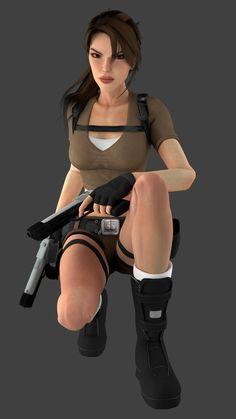 Tomb Raider Legend Outfit 2012 by xXProcktXx.deviantart.com on @deviantART