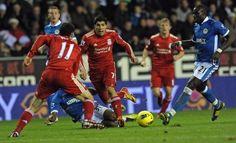 Prediksi Liverpool vs Wigan 17 November 2012
