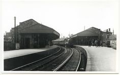 (Old) Poole Railway Station, Poole, Dorset City Photography, Vintage Photography, Southern Railways, London Photographer, Portrait Pictures, Train Pictures, Vintage Dog, Bournemouth, Brigitte Bardot