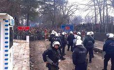 E aproape război la granița Turciei cu Grecia   Lupul Dacic