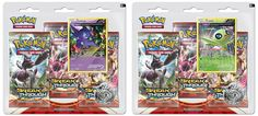 Pokemon TCG Xy Breakthrough 3 Pack Blister: An amazing discovery! Pokémon BREAK Evolution opens a new path to power that builds on a Pokémon's existing strengths and creates all-new battling options! These new Pokémon BREAK come from twin worlds, home to Zoroark BREAK, Mega Mewtwo X, and Mega Mewtwo Y. One world of technology, one world of nature, and all the wonders of BREAK Evolution are yours to explore in the Pokémon TCG: XY—BREAKthrough expansion!
