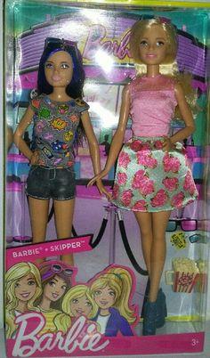 Barbie +Skipper (2016)