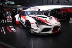b65be7192f02 Toyota GR Supra Racing Concept screeches into legend at Geneva
