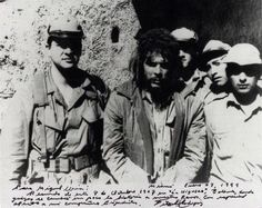 Che Guevara moments execution This Day in History: Oct 9, 1967: Che Guevara is executed