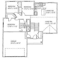 Hickory: Progressive Builders Popular Floor Plans