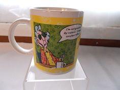 Hallmark Wagner Maxine Coffee Cup Mug Grouchy Breakfast In Bed #Hallmark
