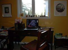 Writer's Desk: Shawna Lemay