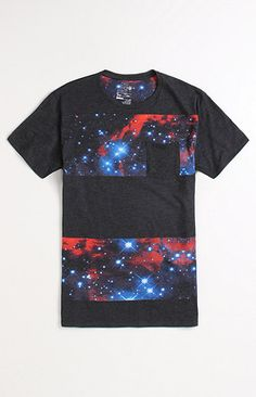 On The Byas Styles Space Crew Tee (Pac Sun)