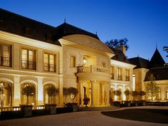 Fancy Houses Mansions Residential Architecture House Luxury Homes