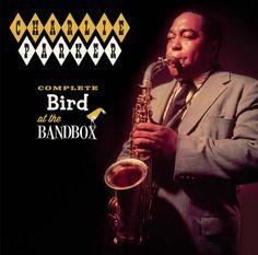 Charlie Parker - Complete Bird at the SandboxConcept & design by comunicom.es