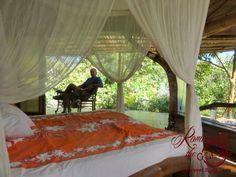 Vanira Lodge - our sweet room, Haari