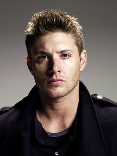 Dean Winchester -- first pin i saw when i clicked 'people' ..hell yes.