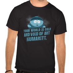South Park - Cold and Void - Official T Shirt