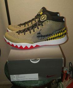 Nike Kyrie 1 Warhawk EYBL PE