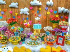 Resultado de imagem para festa infantil chuva de amor