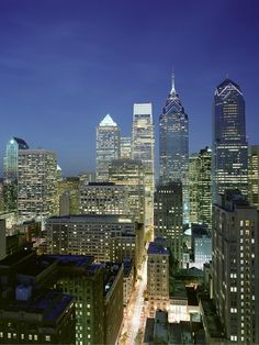 view from 1706 Rittenhouse
