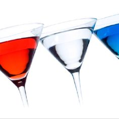 Perfect cocktails for July 4th