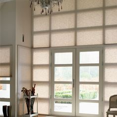 Laat u inspireren door Luxaflex® raamdecoratie. Plissé Shades www.kokwonenenlifestyle.nl