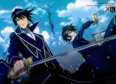 Blue Clan - K Project,Anime