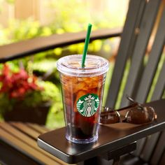 Starbucks® Cold Cup. Hopefully my kids get me this for Mother's Day