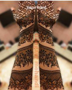 Full Mehndi Designs, New Bridal Mehndi Designs, Latest Arabic Mehndi Designs, Henna Art Designs, Mehndi Designs For Beginners, Dulhan Mehndi Designs, Mehndi Design Photos, Mehndi Designs For Fingers, Beautiful Mehndi Design